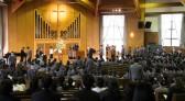 51回生 入学礼拝